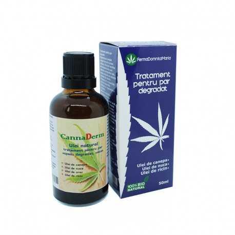 Tratament pentru par cu volum- Organic oil treatment