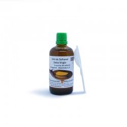 Ulei extra-virgin de sofranel 100 ml net - Organic